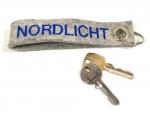 Filz-Schlüsselanhänger NORDLICHT